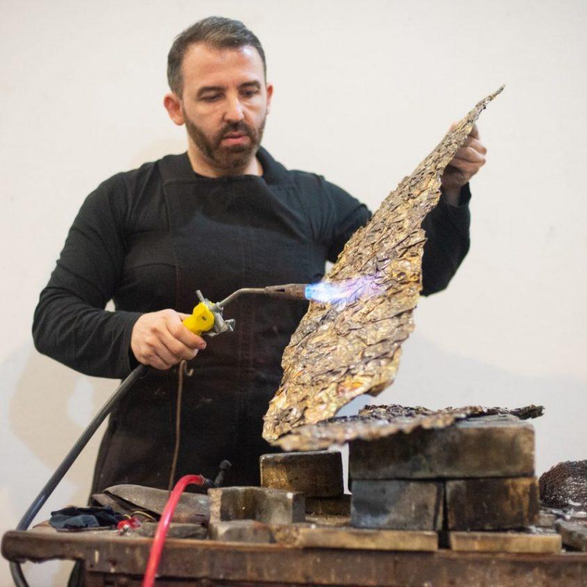 Marcelo Toledo, un artesano del arte 1