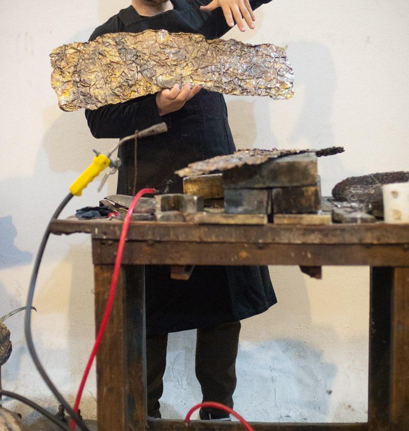 Marcelo Toledo, un artesano del arte 3