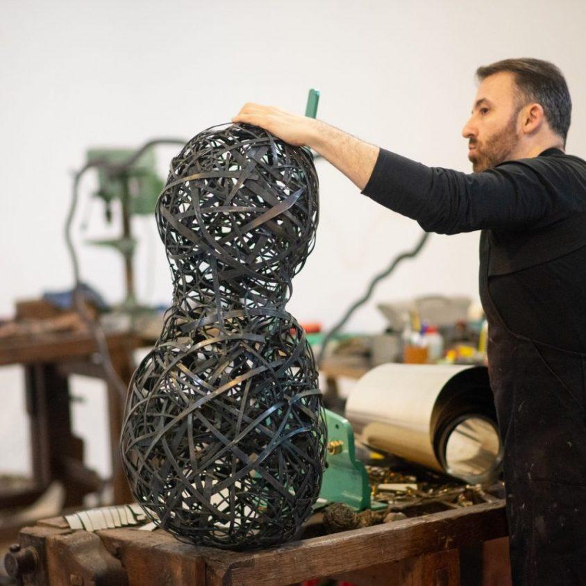 Marcelo Toledo, un artesano del arte 8