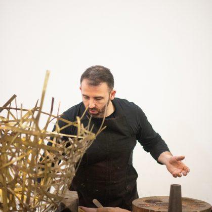 Marcelo Toledo, un artesano del arte 6