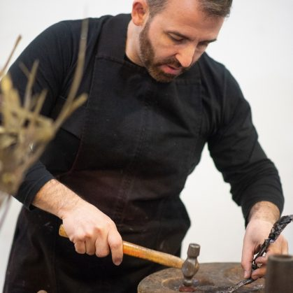 Marcelo Toledo, un artesano del arte 7
