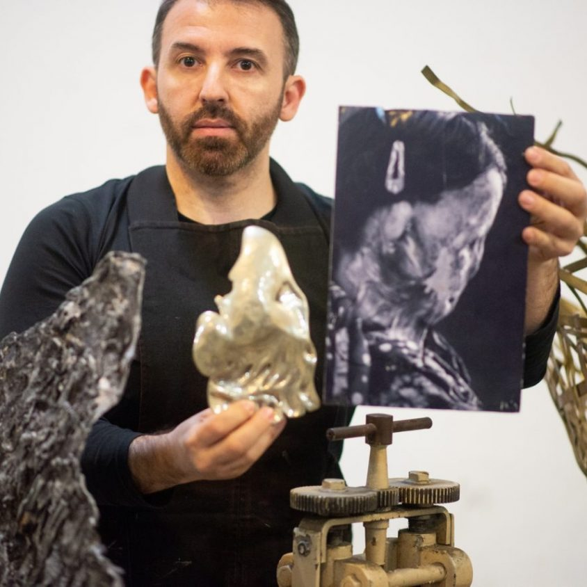 Marcelo Toledo, un artesano del arte 12