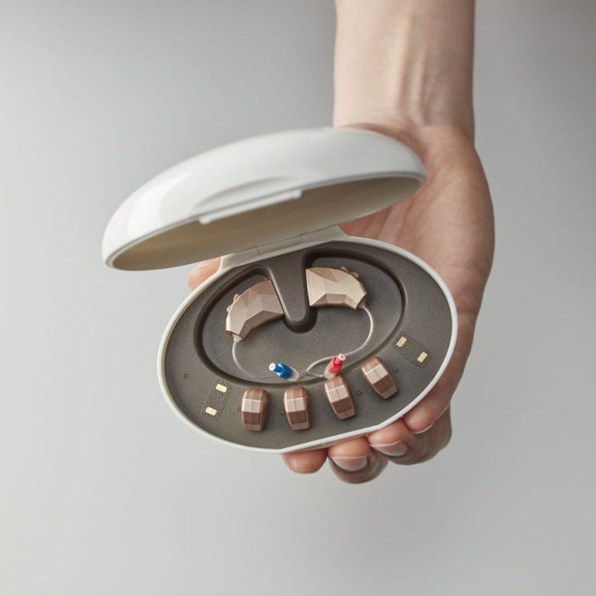Los innovadores audífonos Facett 5