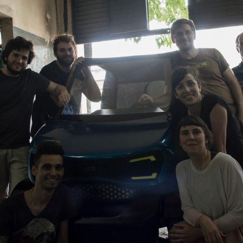 Astor, el auto eléctrico argentino 15