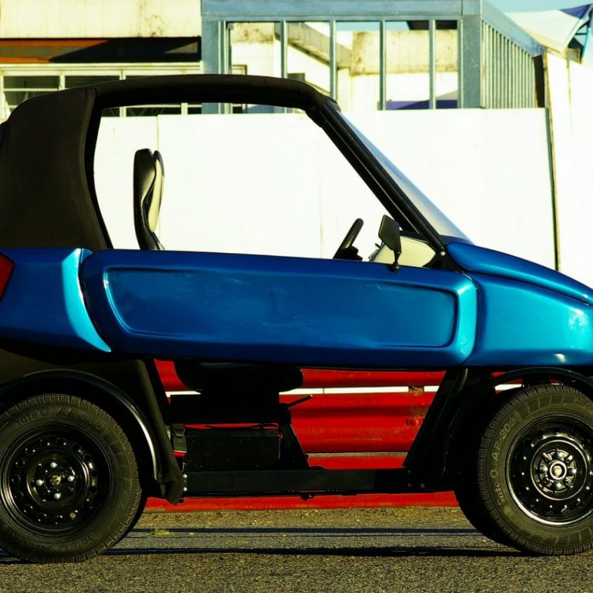 Astor, el auto eléctrico argentino 5
