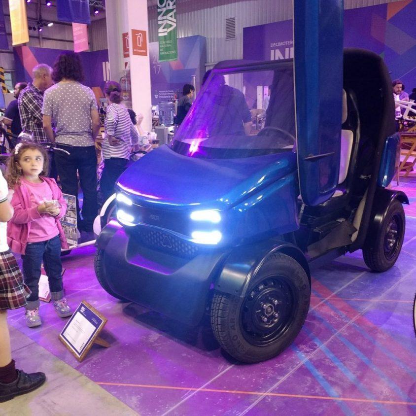 Astor, el auto eléctrico argentino 10