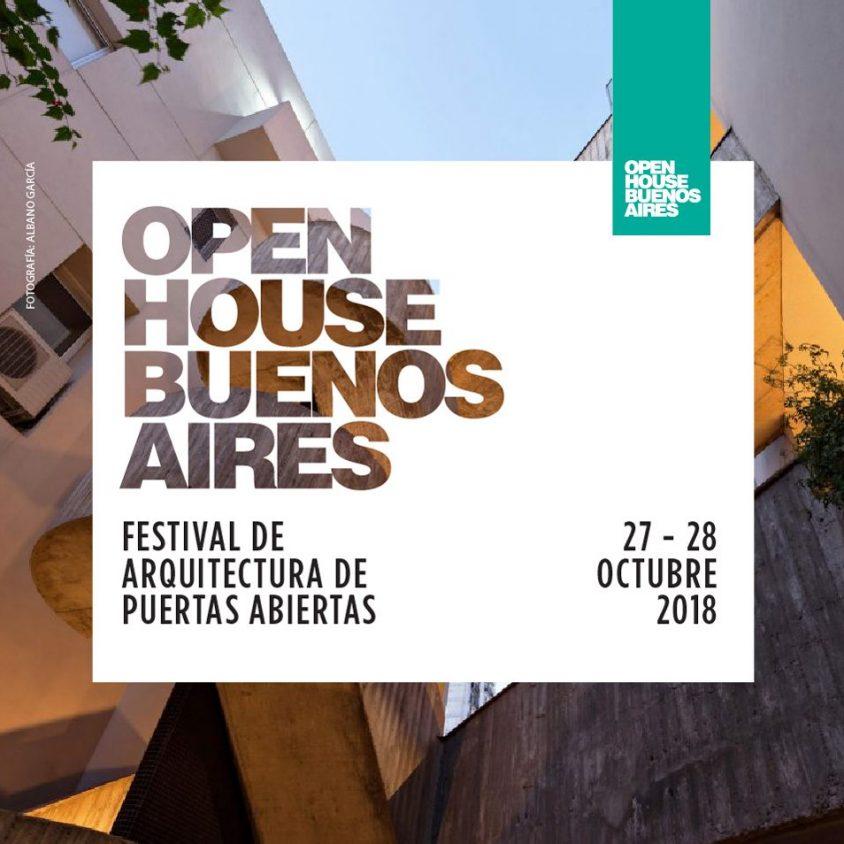 Comienza Open House Buenos Aires 2018 1