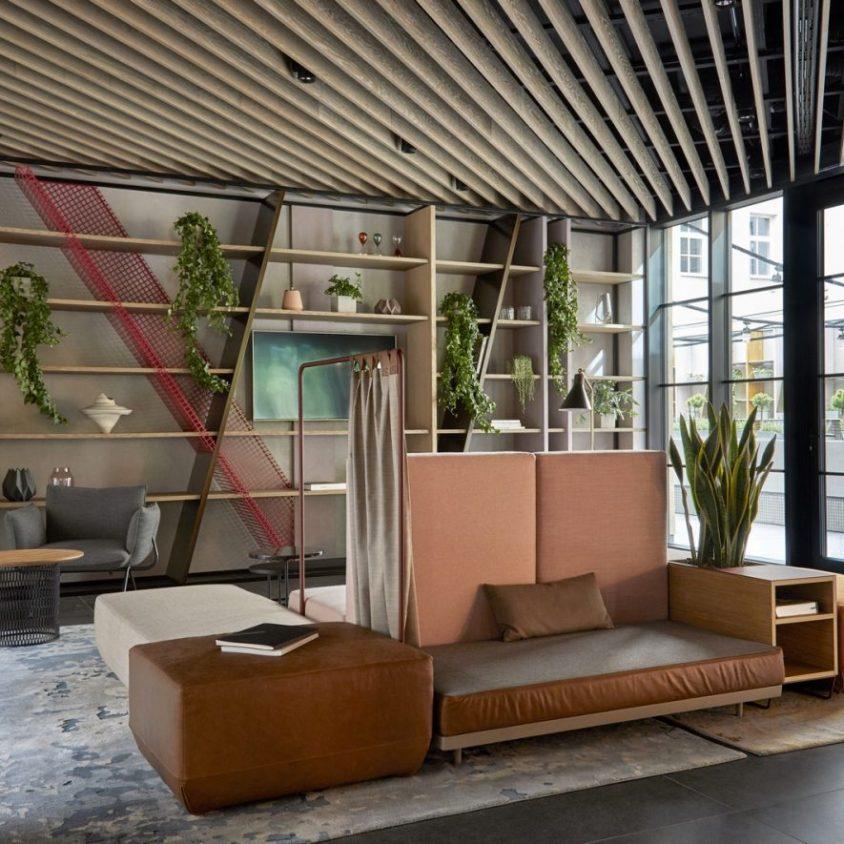 El nuevo hotel con estilo bohemio moderno 7