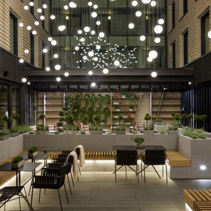 El nuevo hotel con estilo bohemio moderno 2