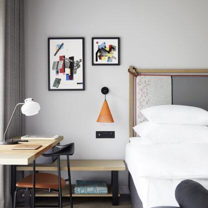 El nuevo hotel con estilo bohemio moderno 17