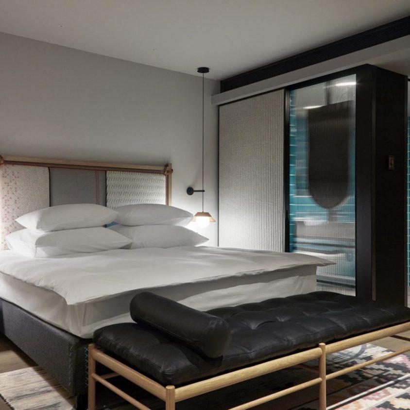 El nuevo hotel con estilo bohemio moderno 10