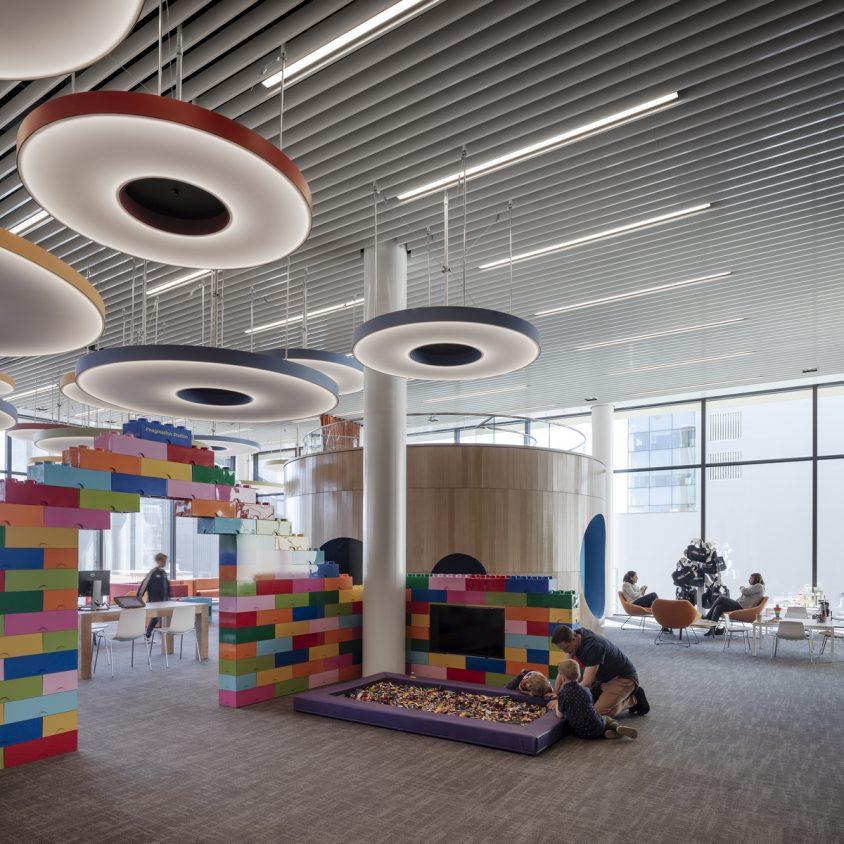 Turanga, una biblioteca con protección sísmica 14