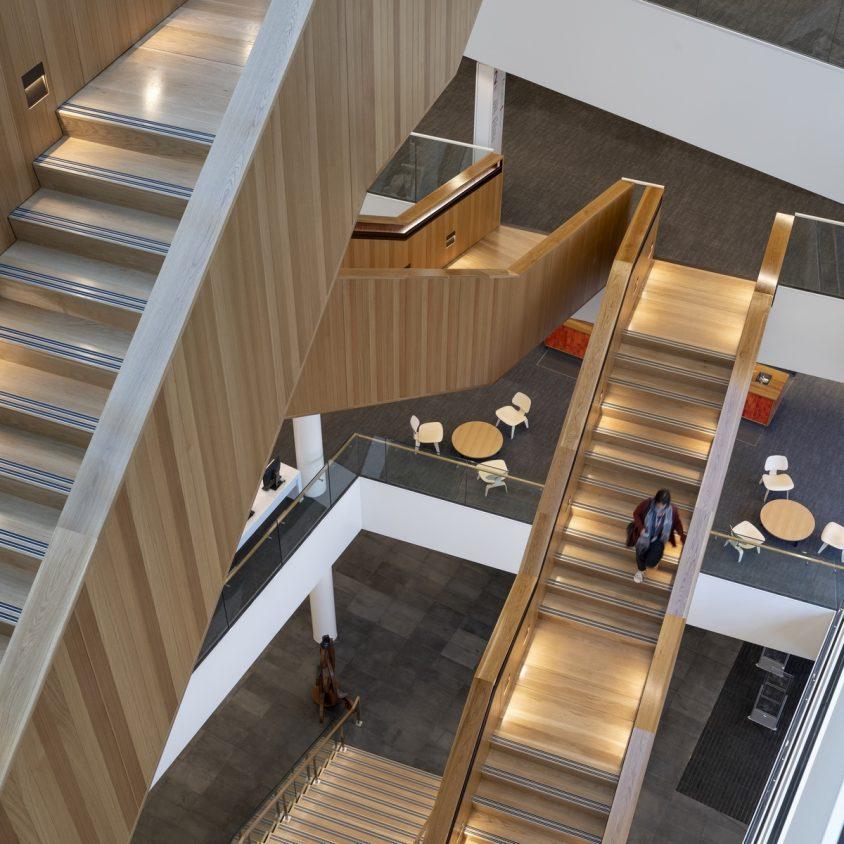 Turanga, una biblioteca con protección sísmica 18