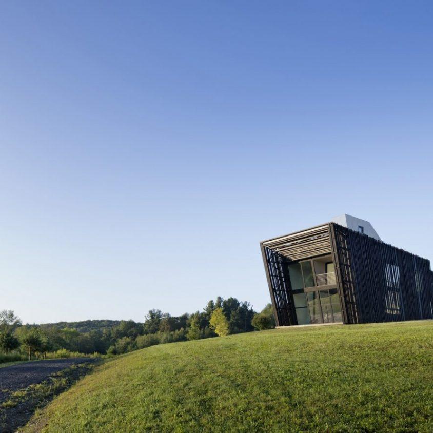 Sleeve house, una casa con mangas 1