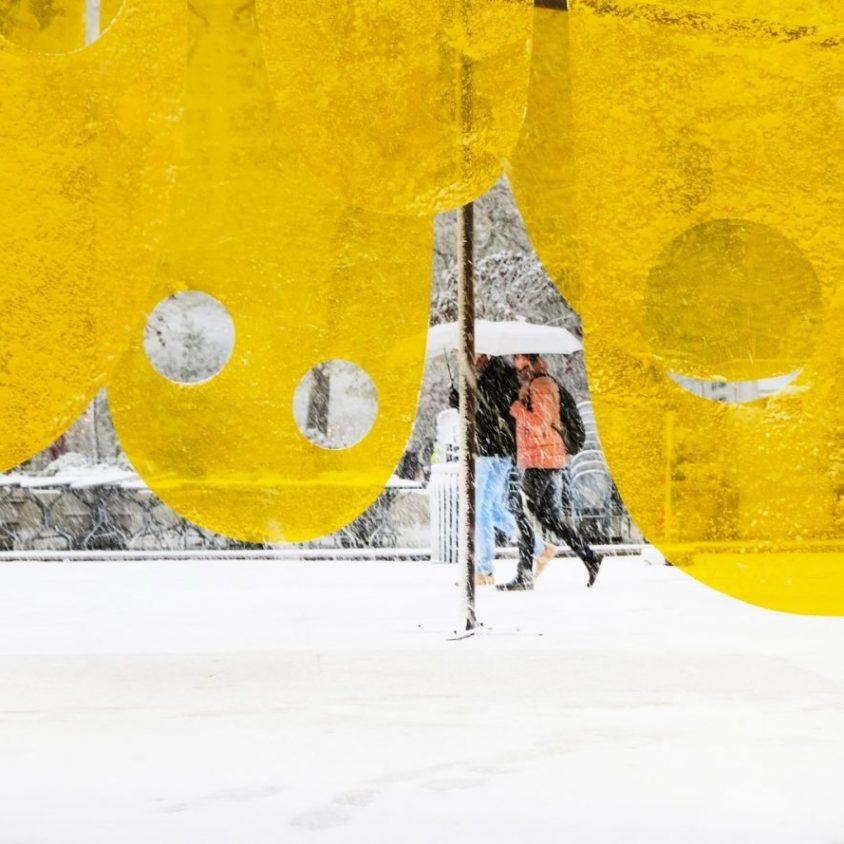 """Happy"", la ganadora de Flatiron Public Plaza Design Competition 3"