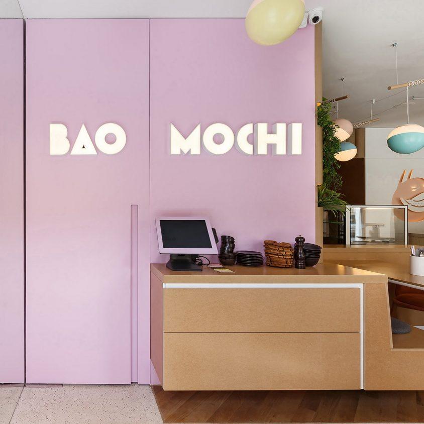 El restaurante Bao Mochi con estilo oriental 1