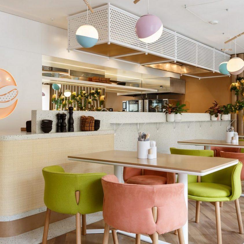 El restaurante Bao Mochi con estilo oriental 10