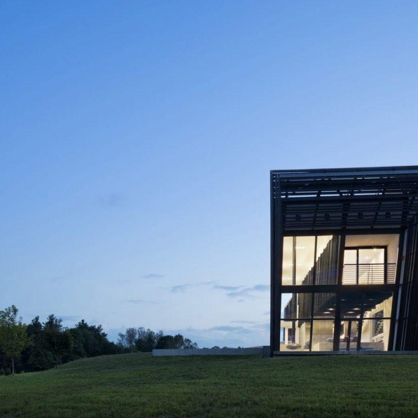 Sleeve house, una casa con mangas 15