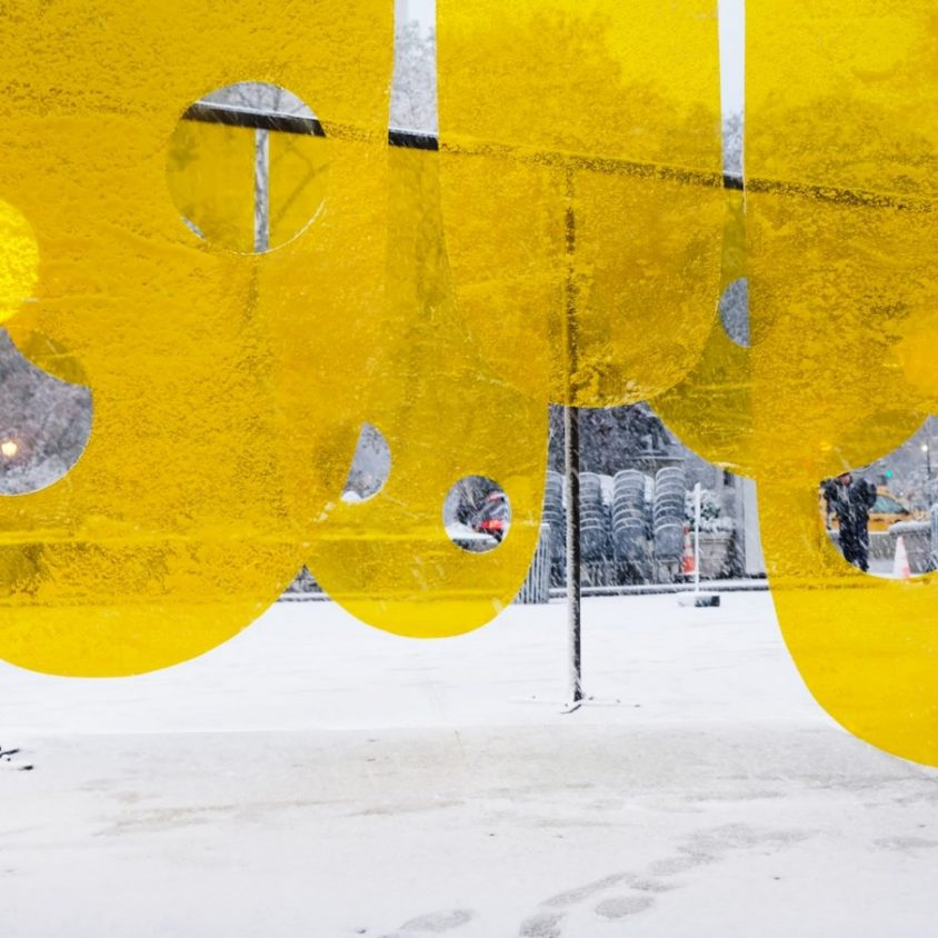 """Happy"", la ganadora de Flatiron Public Plaza Design Competition 5"