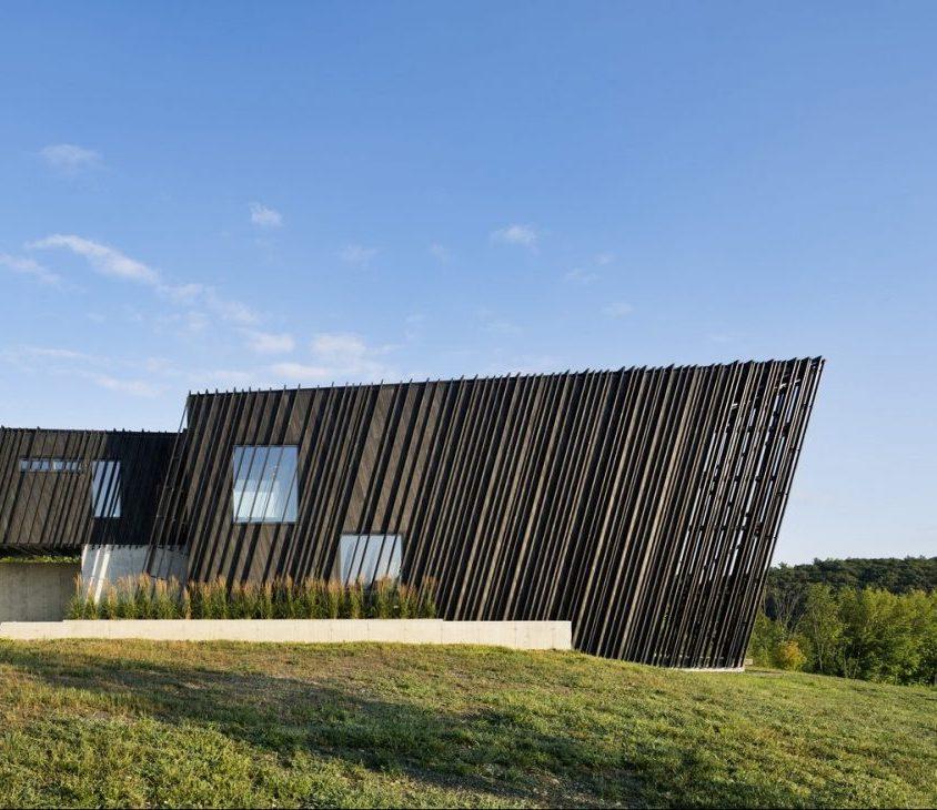 Sleeve house, una casa con mangas 5