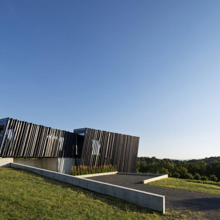 Sleeve house, una casa con mangas 4