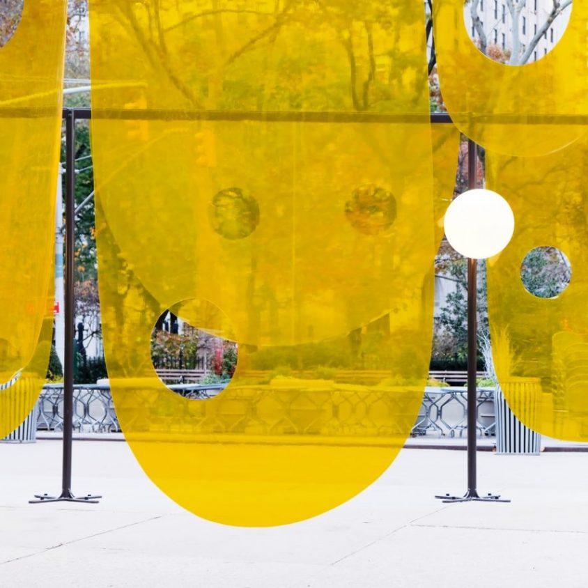 """Happy"", la ganadora de Flatiron Public Plaza Design Competition 6"