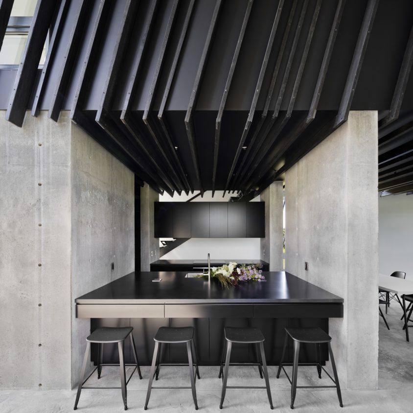 Sleeve house, una casa con mangas 13