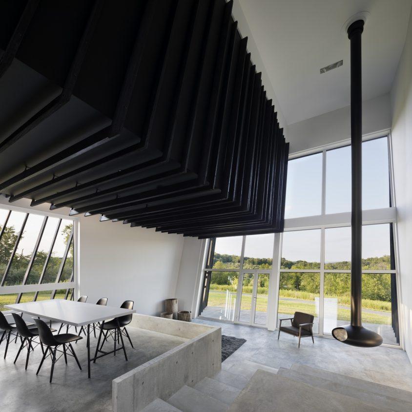 Sleeve house, una casa con mangas 14