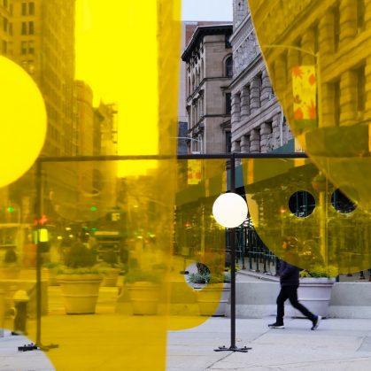 """Happy"", la ganadora de Flatiron Public Plaza Design Competition 10"