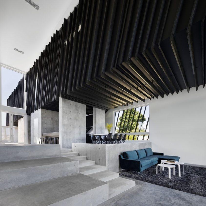 Sleeve house, una casa con mangas 12