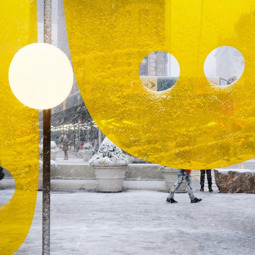 """Happy"", la ganadora de Flatiron Public Plaza Design Competition 12"