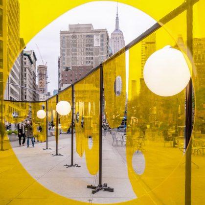 """Happy"", la ganadora de Flatiron Public Plaza Design Competition 14"