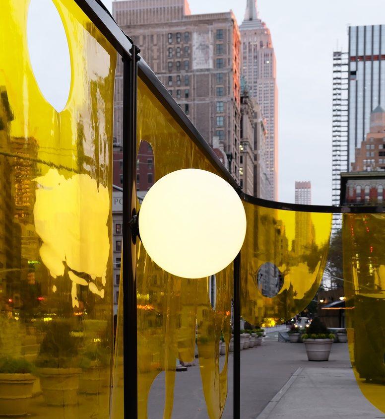 """Happy"", la ganadora de Flatiron Public Plaza Design Competition 15"