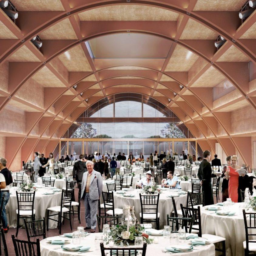 Comenzó la construcción del Audrey Irmas Pavilion 3