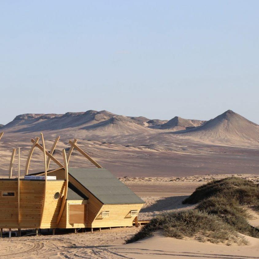 Un hospedaje en el desierto africano 14