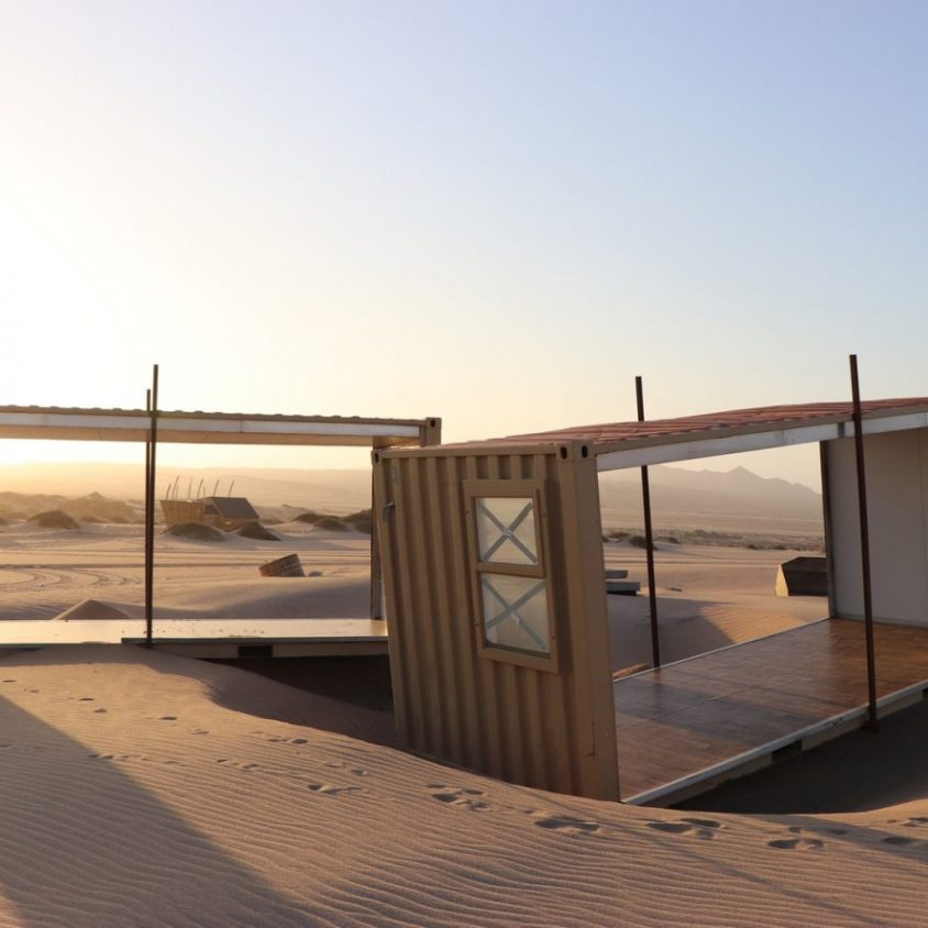 Un hospedaje en el desierto africano 26