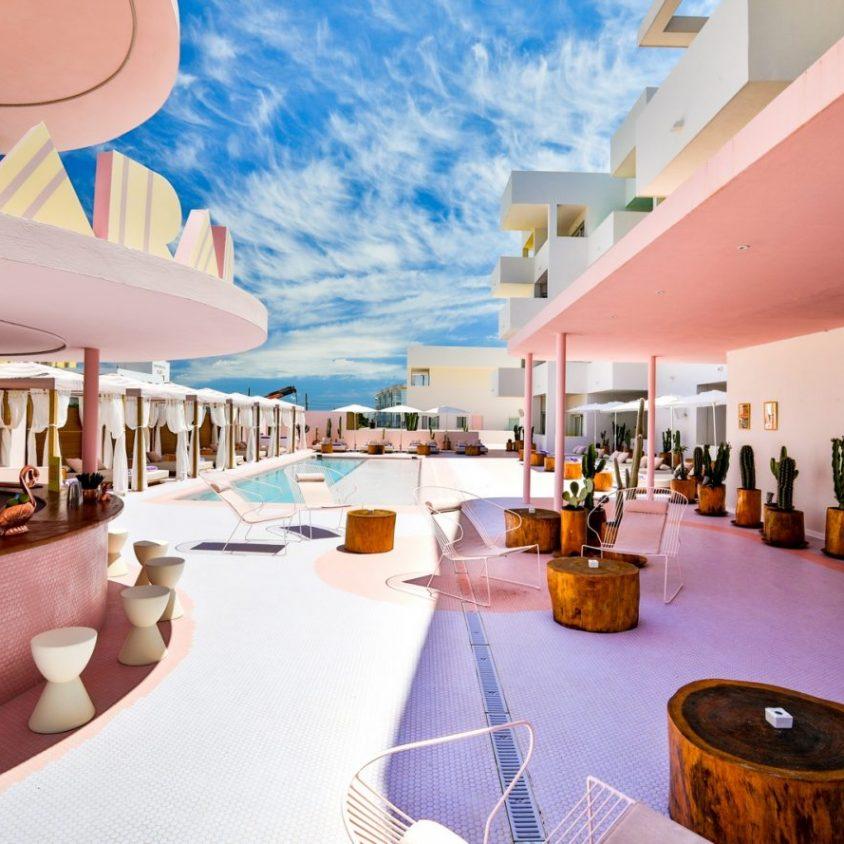Los colores de Paradiso Ibiza 6