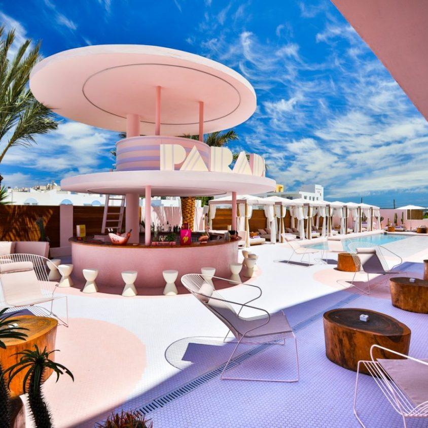 Los colores de Paradiso Ibiza 13