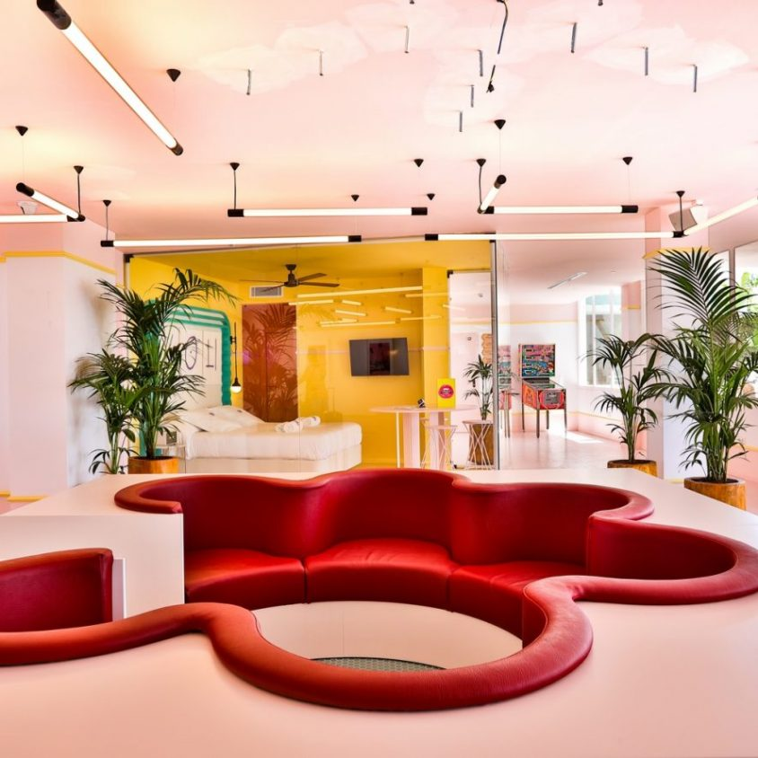 Los colores de Paradiso Ibiza 3
