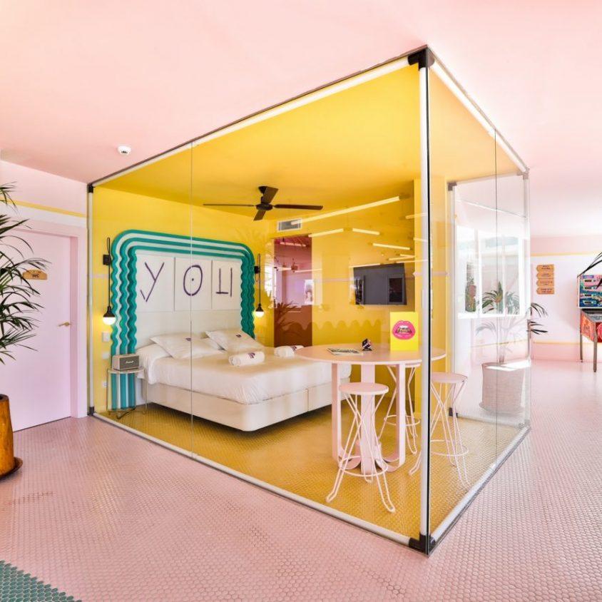 Los colores de Paradiso Ibiza 8
