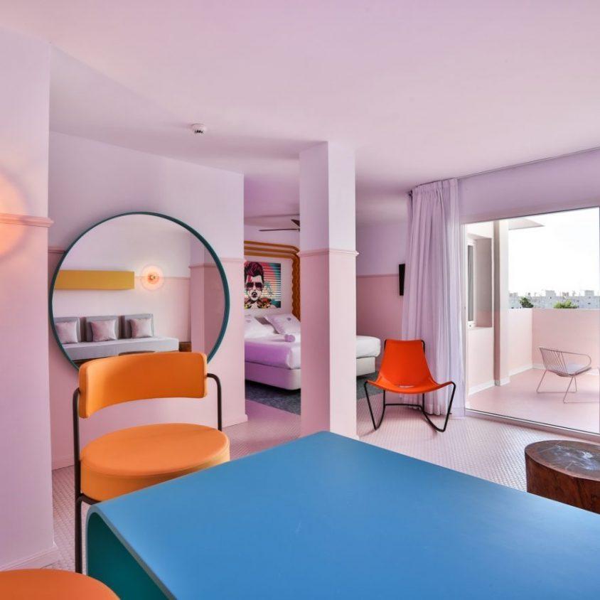 Los colores de Paradiso Ibiza 21
