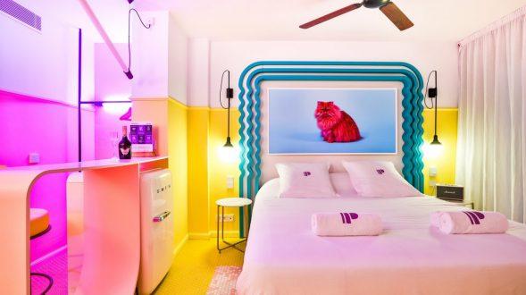 Los colores de Paradiso Ibiza 18