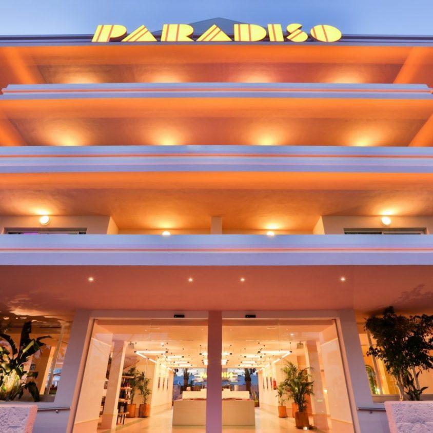 Los colores de Paradiso Ibiza 1