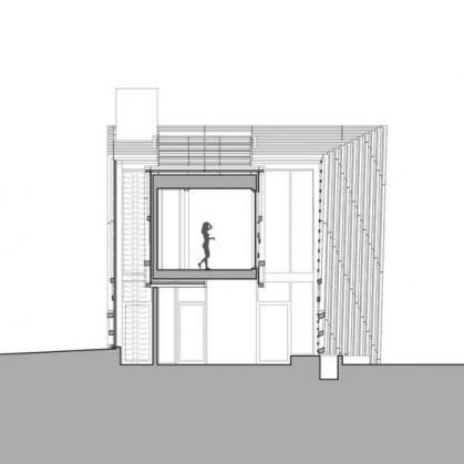 Sleeve house, una casa con mangas 6