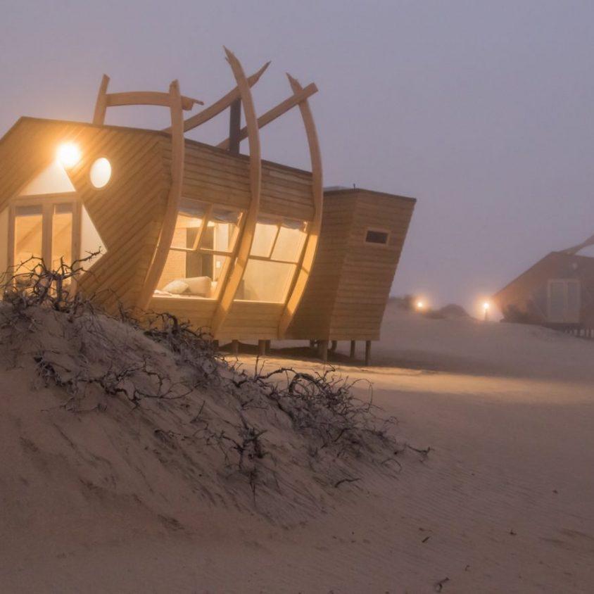 Un hospedaje en el desierto africano 13
