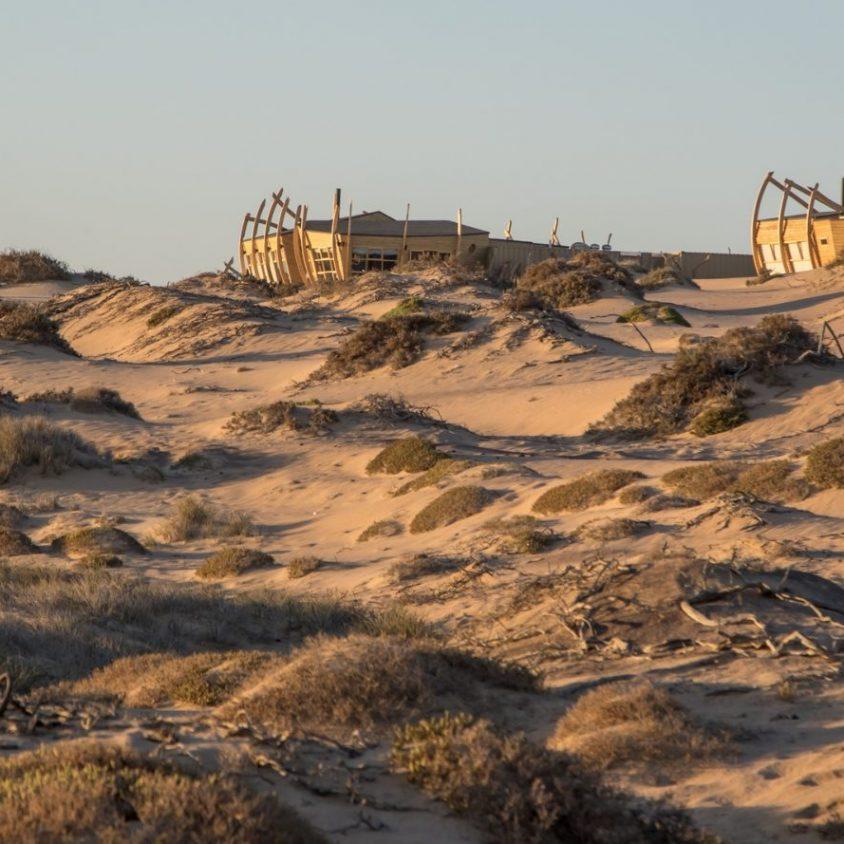 Un hospedaje en el desierto africano 2