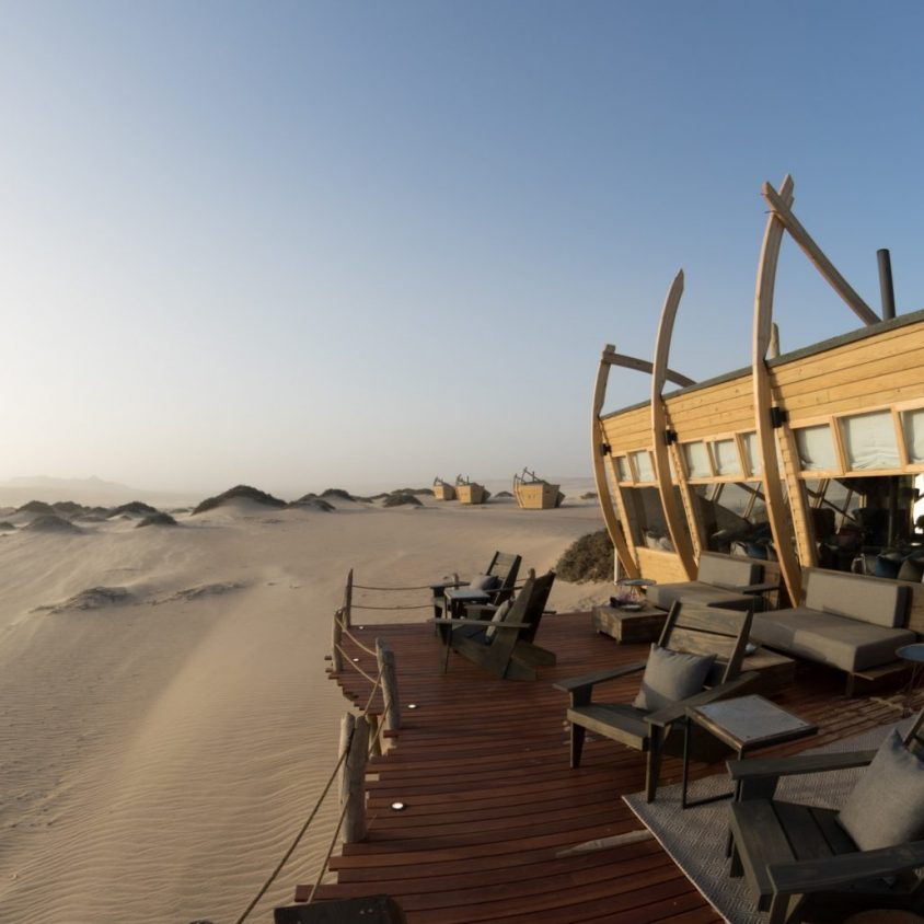 Un hospedaje en el desierto africano 10