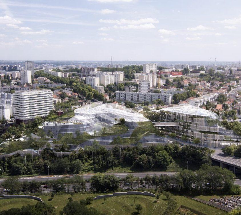 El vínculo entre lo urbano y lo natural por Ecotone 1
