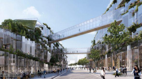 El vínculo entre lo urbano y lo natural por Ecotone 14
