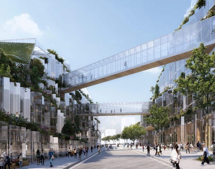 El vínculo entre lo urbano y lo natural por Ecotone 2